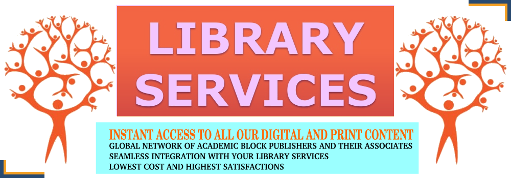 Library services of Academic Block Publishers