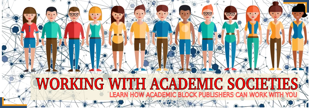 Academic Societies and Academic Block Publishers