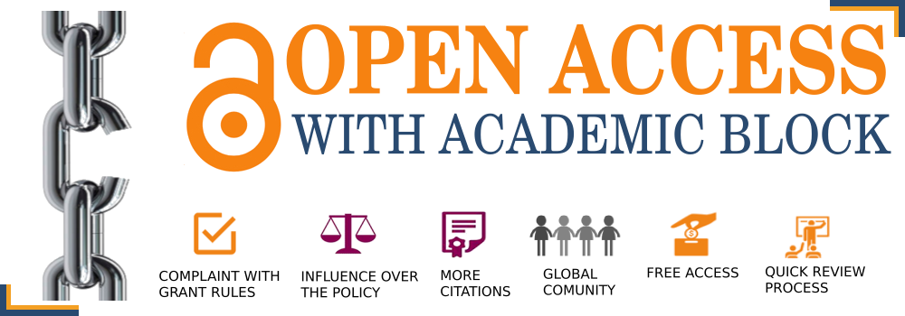 Benefits of Open Access with Academic Block Publishers.